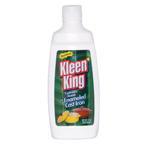 Liquid Kleen King Enameled Cast Iron