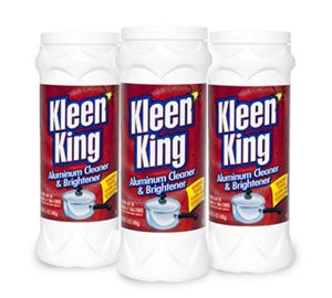 Kleen King Aluminum Cleaner Three 14 oz Cans