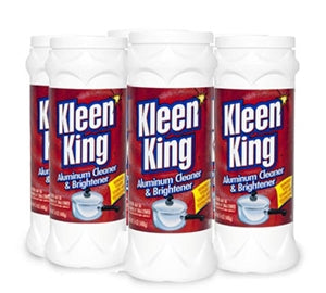 Kleen King Aluminum Cleaner Six 14 oz Cans