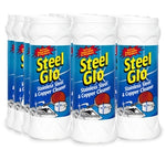 Steel Glo Stainless Steel and Copper Cleaner Twelve 14 oz Cans