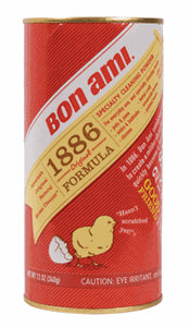 Bon Ami 1886 Formula Cleaning Powder Case (24) 12 oz Powders