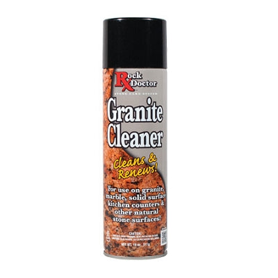 Rockdoctor Granite Cleaner One 18 oz Can