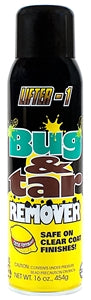 Lifter 1 Automotive Bug and Tar Remover Two 16 oz Cans