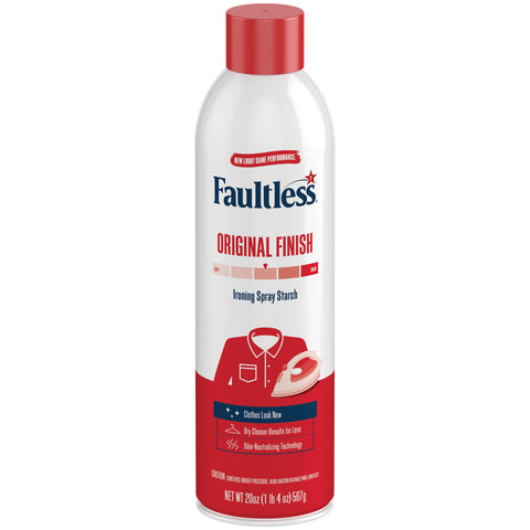 Faultless Original Finish Ironing Spray Starch