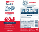 Faultless Magic Static Remover Quick-Dry Spray