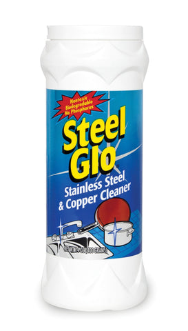 Steel Glo Stainless Steel and Copper Cleaner
