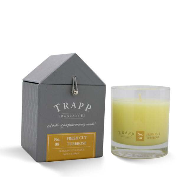 Signature Home Collection - No. 8 Fresh Cut Tuberose