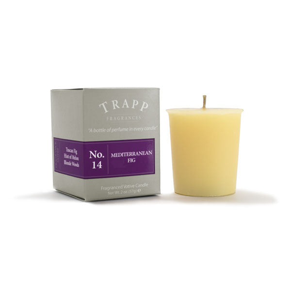 No. 14 Mediterranean Fig - 2oz. Votive Candle