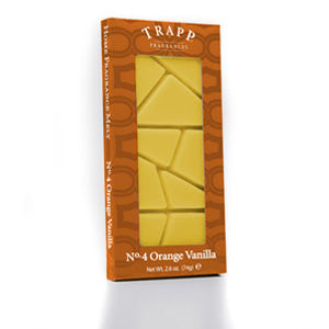 No. 4 Orange/Vanilla - 2.6 oz. Home Fragrance Melts