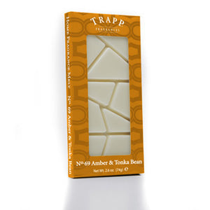 No. 69 Amber & Tonka Bean - 2.6 oz. Home Fragrance Melts