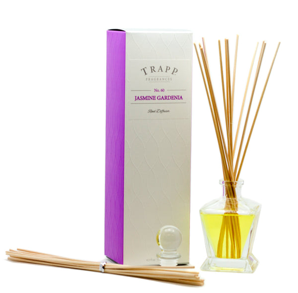 No. 60 Jasmine Gardenia - Kit Diffuser 4.5oz.