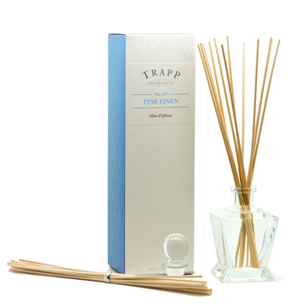 No. 67 Fine Linen - Kit Diffuser 4.5oz.