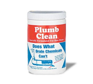 Plumb Clean Drain Cleaner One 1 lb Jar
