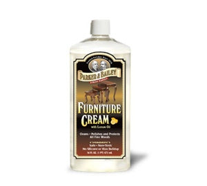 Parker and Bailey Furniture Cream Two 8 oz Bottles