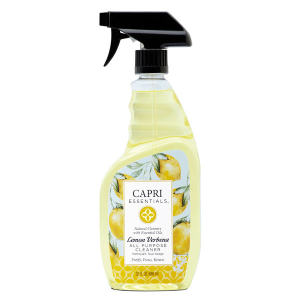 Capri Essentials Lemon Verbena All-Purpose Cleaner