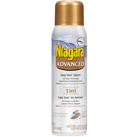 Niagara Advanced Starch 20 oz 12 Pack