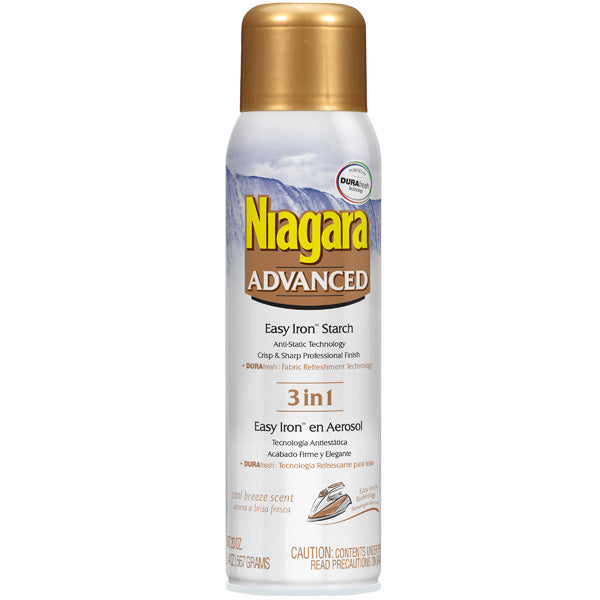 Niagara Advanced Starch 20 oz 6 Pack
