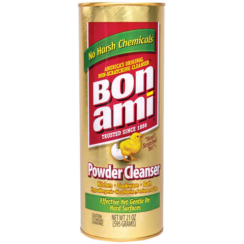 Bon Ami Powder Cleanser 21 oz 12 pack