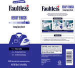 Faultless Heavy Finish Ironing Spray Starch