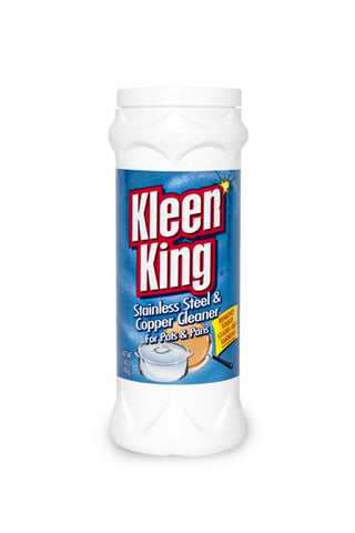 Kleen King Copper and Stainless Steel Cleaner