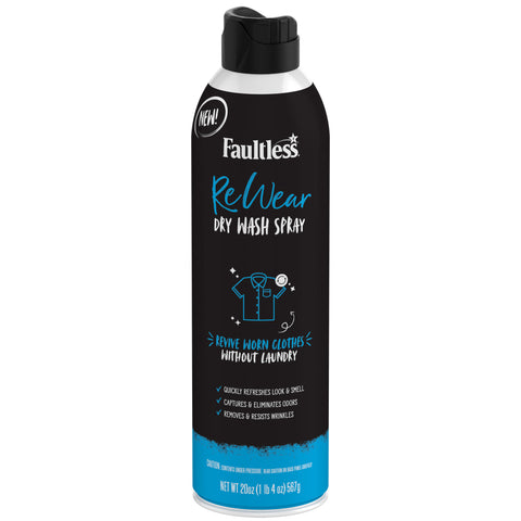 ReWear Dry Wash Spray One 20 oz Can