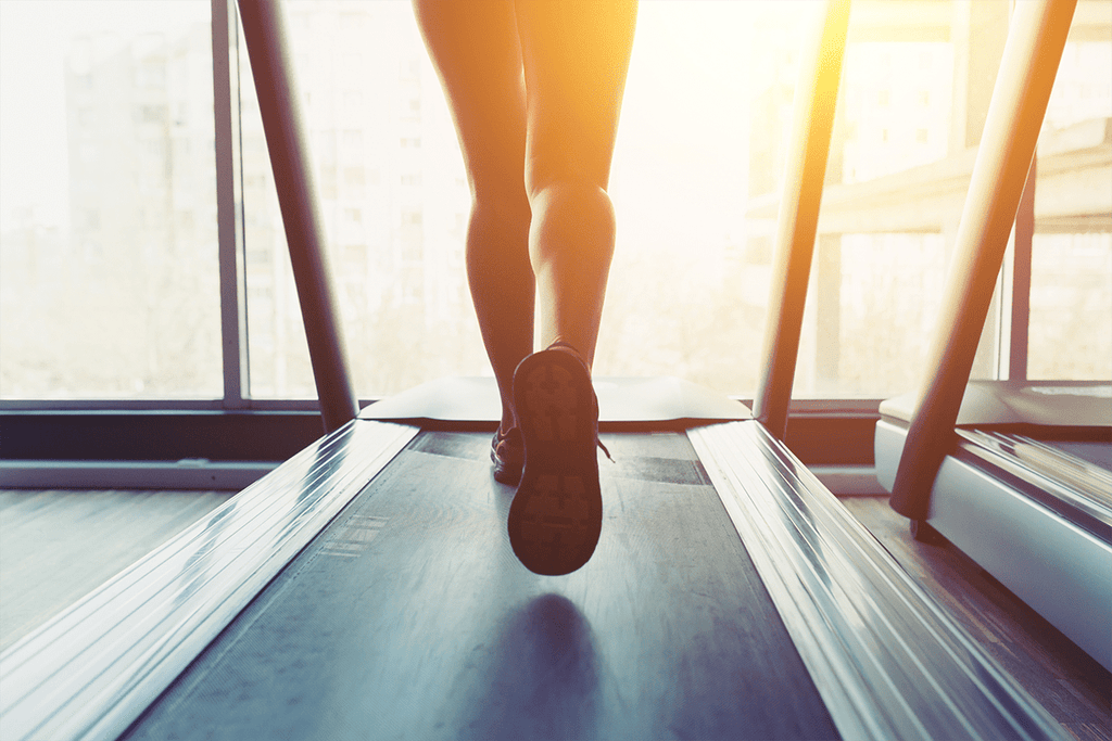 Treadmill workouts. - Constantiagear.com