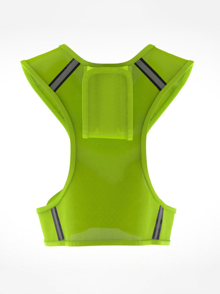 Lighted Running Vest - Unisex Disco Vest