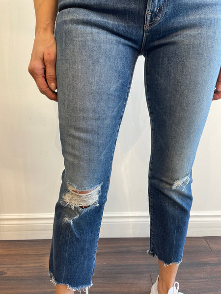 Mother Insider Chew Denim