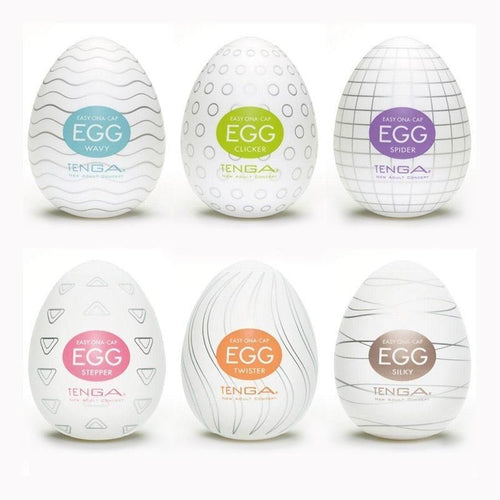 Tenga Egg Multi Pack (6)