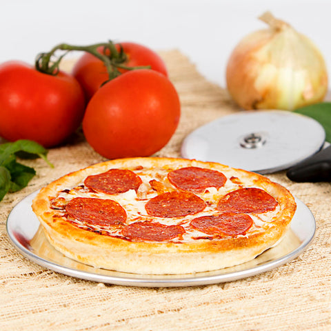 Personal Microwaveable Pepperoni Pizza (1 Pack)