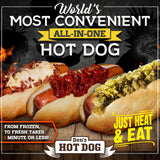 Den's Hot Dogs Assorted (8 Pack)