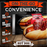Den's Original All-in-One Hot Dog with Roasted Tomato (8 pack)