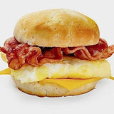 Bacon Egg & Cheese Sandwich
