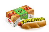 Den's Kosher All-in-One Hot Dog with Sweet Relish (12 pack)