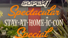 Spectacular Stay-at-home-ic-con Special