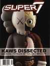 Super7 Magazine Issue No. 14- KAWS DISSECTED
