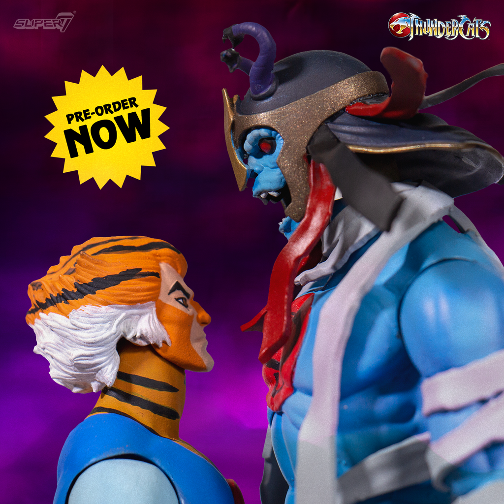 ThunderCats Ultimates Pumyra 7-Inch Action Figure *PREORDER SHIPS DEC 2020
