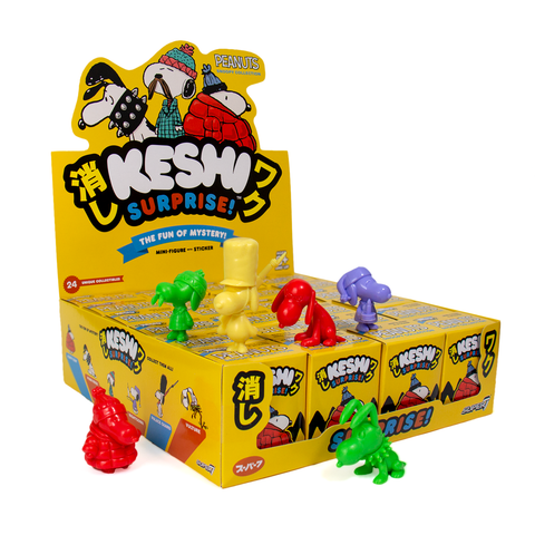 Peanuts Keshi Surprise - Snoopy Assortment
