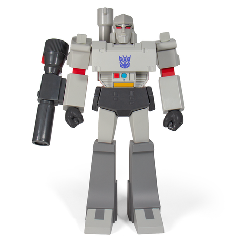 Transformers Super Cyborg - Megatron (G1 Full Color)