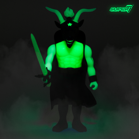 Slayer ReAction Figure - Minotaur (Glow in the Dark)