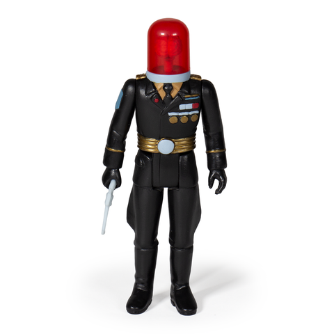 The Worst ReAction Figure - Cortex Commander (Color 3)