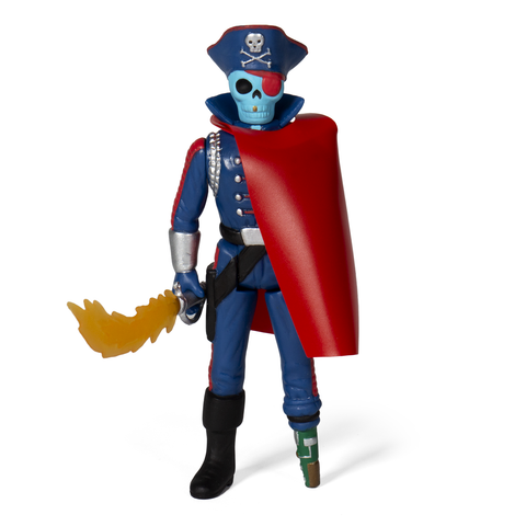 The Worst ReAction Figure - Captain Deadstar (Color 3)