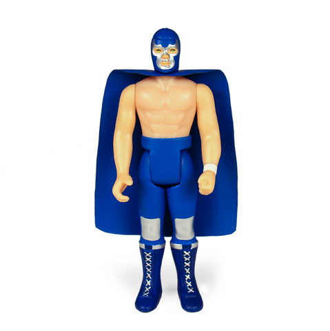 Legends of Lucha Libre ReAction Figure - Blue Demon Jr.