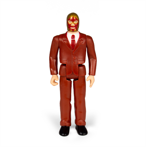 Legends of Lucha Libre ReAction Figure - Solar in Suit