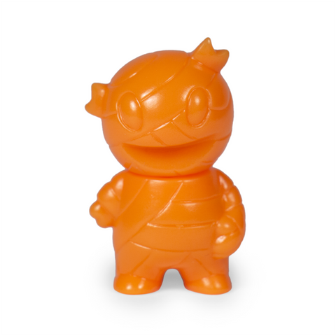 Super 7 Micro Vinyl- Mummy Boy (Orange)