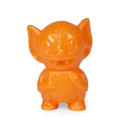 Super 7 Micro Vinyl- Bat Boy (Orange)