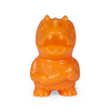 Super 7 Micro Vinyl- Caveman Dino (Orange)