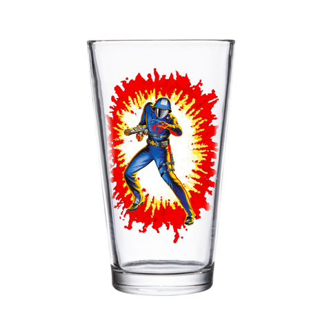 G.I. Joe Drinkware - Cobra Commander