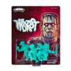 The Worst Keshi Pack A - Red Tiger, Captain Deadstar, Frankenghost (Teal)