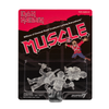Iron Maiden MUSCLE 3-pack - Killers, The Trooper, Piece of Mind  (Clear)